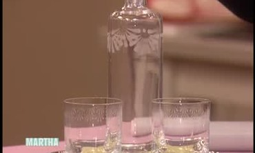 Video: Etching Glass How-To | Martha Stewart