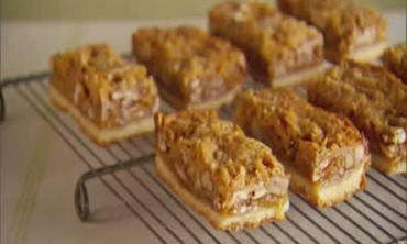How to: Pecan Bars