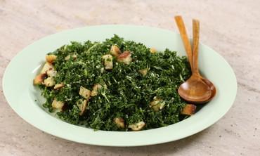 Kale Caeser Salad