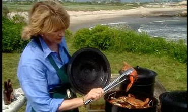 Outdoor Crab Boil