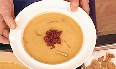 Pumpkin Soup, Pt 1