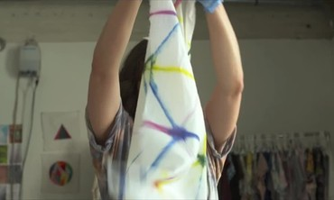 Tie-Dyeing with Shabd Simon-Alexander