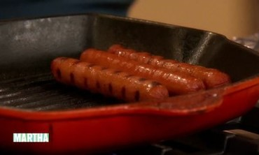 Hot Dogs and Steak