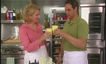 Mango Yogurt Lassi