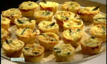 Party Mini Quiches