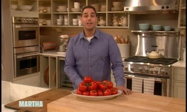 Classic Tomato Tart