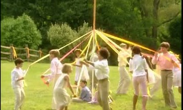 Maypole For May Day