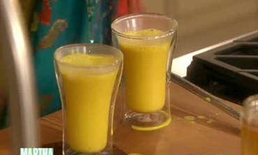 Milk Turmeric Drink