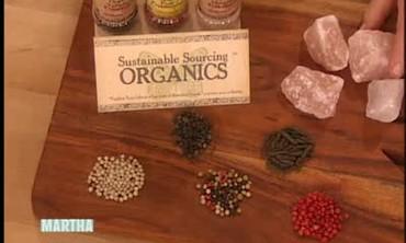 Organic Peppercorns