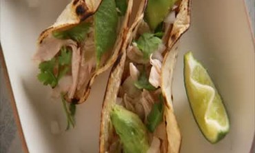 Roast Chicken Tacos