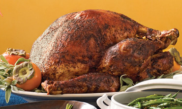 Spice Rubbed Turkey