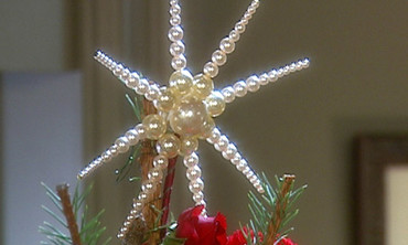 Pearl Tree Topper