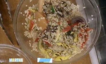 Grilled Salad, Pt. 1