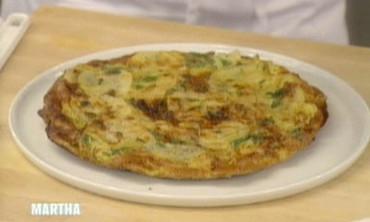 Margot Olshan's Potato Frittata