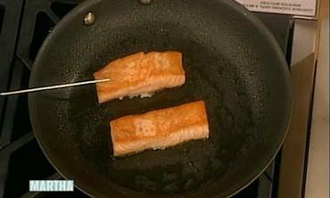 Salmon 3 Ways, 1