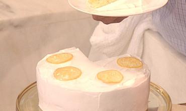 Wondrous Video Lemon Cake Martha Stewart Funny Birthday Cards Online Overcheapnameinfo