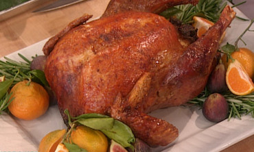 Salt and Pepper Turkey