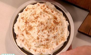 Butterscotch Cream Pie