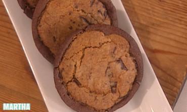 Brownie-Cookie Treat