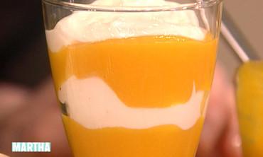 Mango Parfait