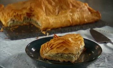 Albanian Spinach Pie