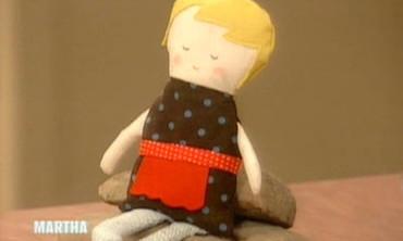 Black Apple Doll, 2