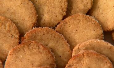 Brown-Butter Cookies