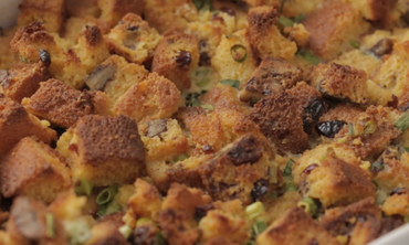 Dried-Fruit and Nut Cornbread Stuffing