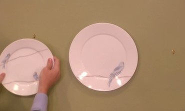 Dinnerware Display