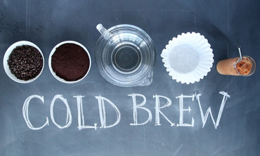 DIY Cold-Brew Coffee