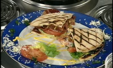 Emeril's BLT Sandwich