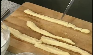 Gnocchi Potato Dough