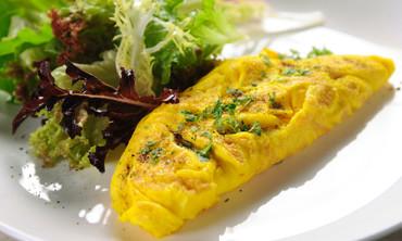 Herb-Filled Omelet
