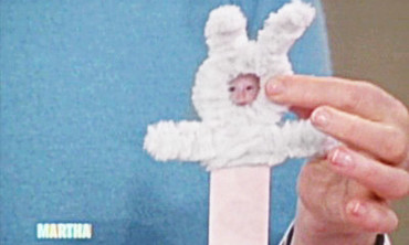 Honey Bunny Bookmark