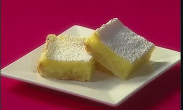 Quick and Easy Lemon Squares