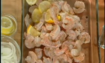 How to Pickle Shrimp