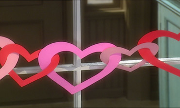 Linked Heart Garland