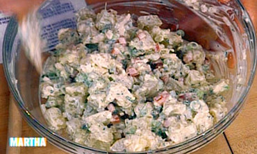 Martha's Potato Salad