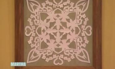 Paper-Cut Decoration