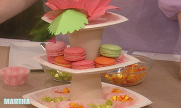 Tiered Treat Stand