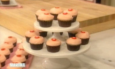 Strawberry Cupcakes, 2