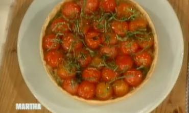 Cherry Tomato Tart, 2
