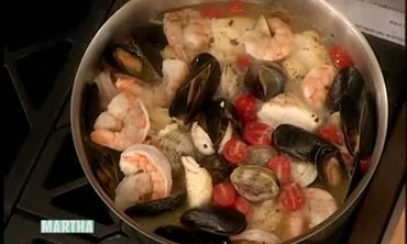 A Simple Seafood Stew
