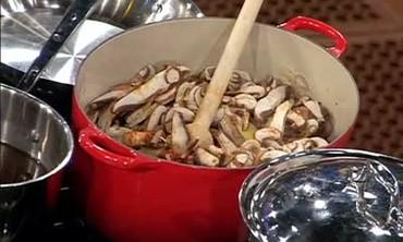 Classic Mushroom Ragu