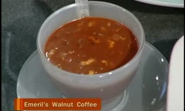 Emeril's Walnut Coffee