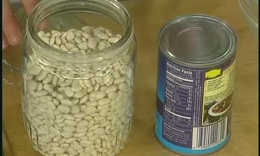 How to Soak Dry Beans