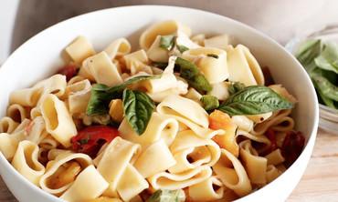No-Knife Pasta Recipe