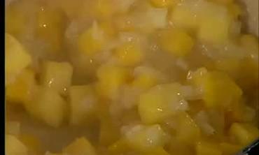 Ripened Mango Chutney