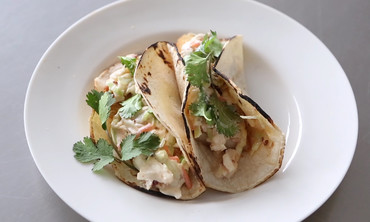 Smoky Chicken Tacos