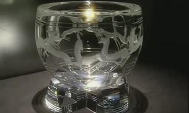 Steuben Glass Exhibit